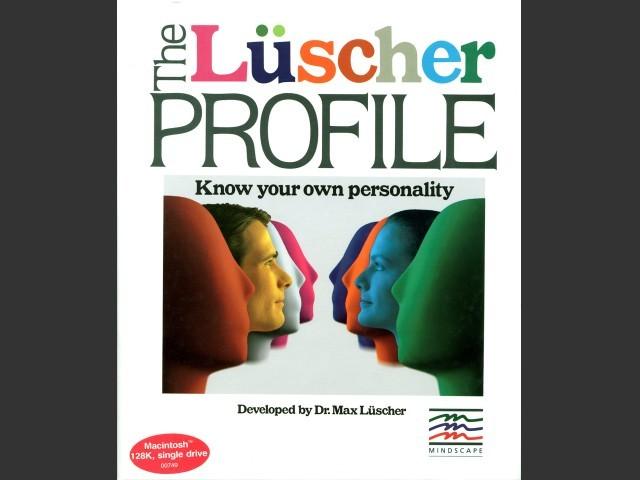 The Lüscher Profile (1985)