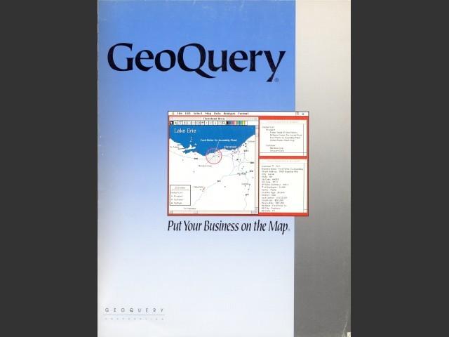 GeoQuery 3 (1991)