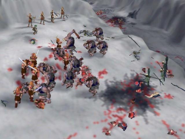 Myth II: Soulblighter screenshot