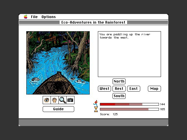 Eco-Adventures in the Rainforest (1992)