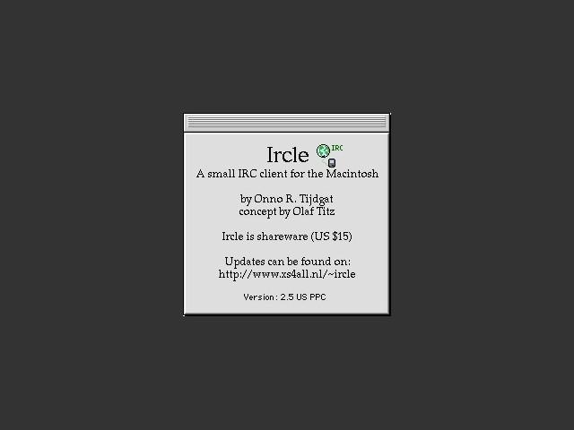 ircle 2.x (1994)