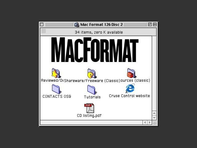 MacFormat 126 CD 2/2