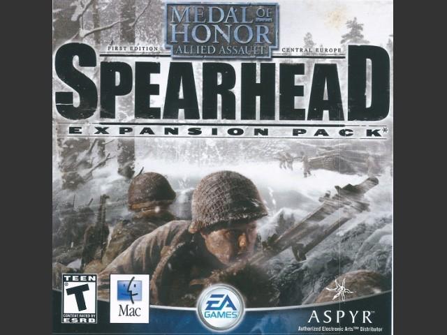 Spearhead Mac cover art
