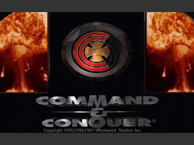 Command & Conquer Demo 1.02 (1995)