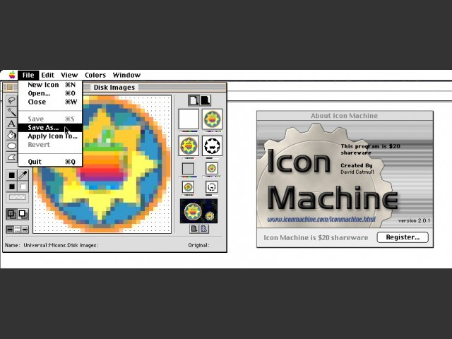 Icon Machine (1999)