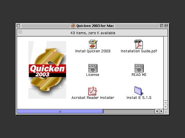 Quicken 2003 (2002)