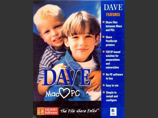 DAVE 2.x (1997)