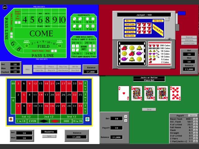 Casino Master (1994)