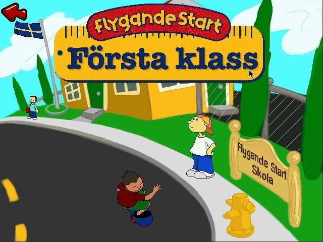 Flygande Start: Första klass (1999)