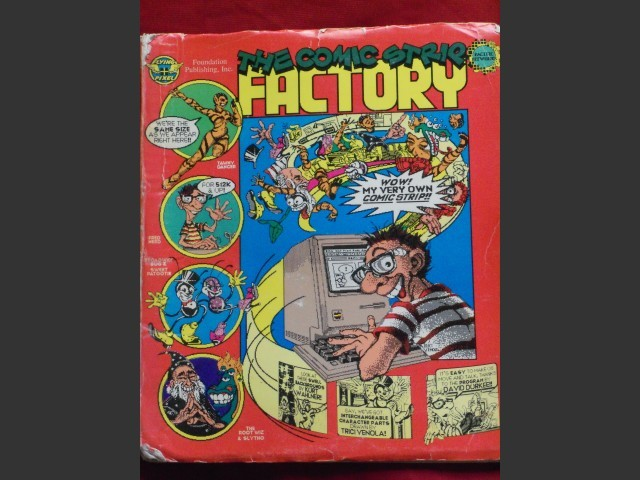 The Comic Strip Factory (1986)