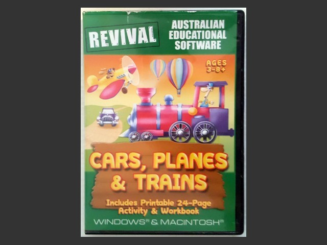 Cars, Trains and Planes (1999)