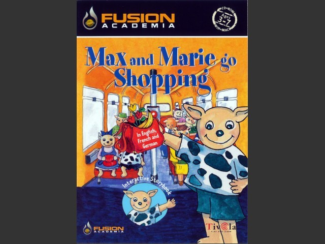 Max and Marie Go Shopping (1998)