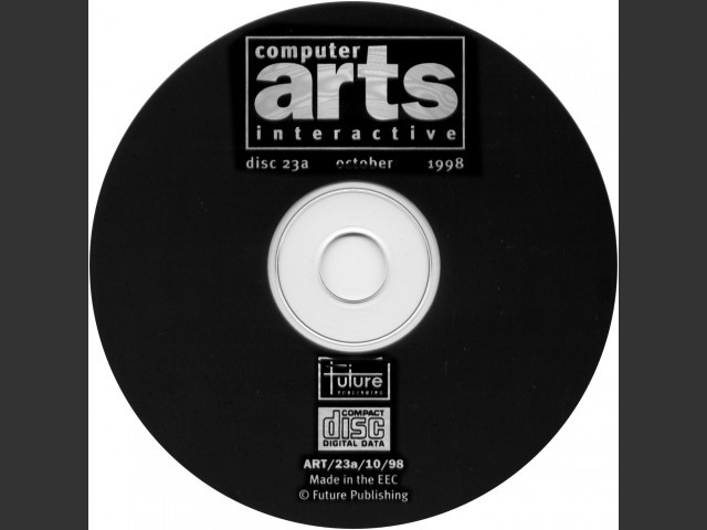 Computer Arts interactive 1998 Cover CDs (1998)