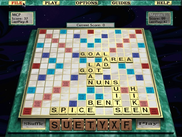 Scrabble CD-ROM (1996)