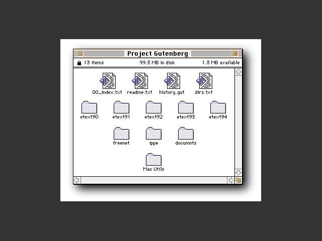 Project Gutenberg (1994) (1994)