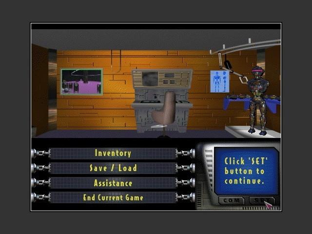 Robot City (1995)