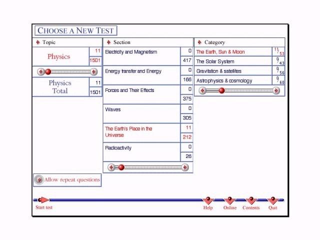 GCSE: Physics (1998)