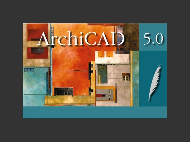 ArchiCAD 5 - Splash