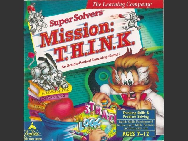 Super Solvers Mission: T.H.I.N.K. (1999)