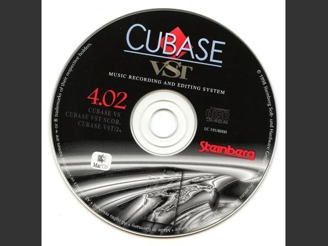 Cubase VST/24 4.0 (1998)