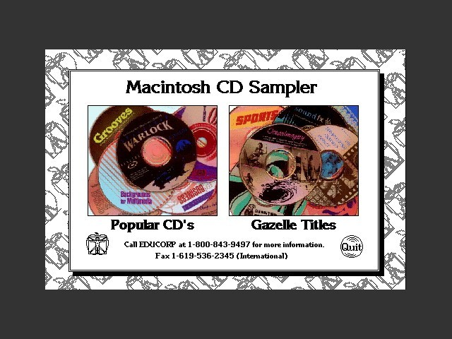 The Educorp CD Sampler (1991)