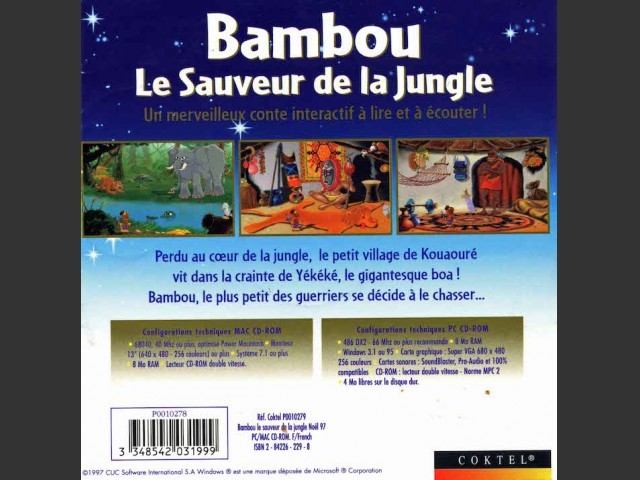 Bambou - Le Sauveur de la Jungle (1997)