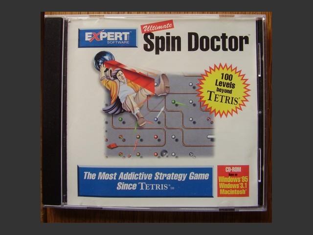 Ultimate Spin Doctor - Vorne