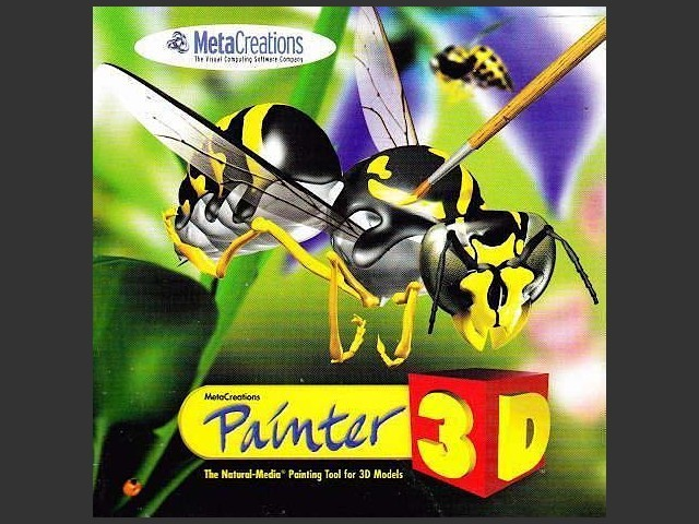 Painter 3D (1998)