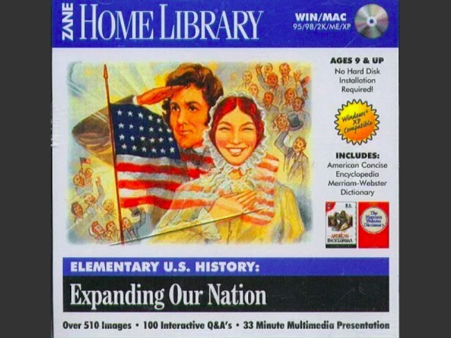 Elementary US History: Expanding Our Nation (2002)