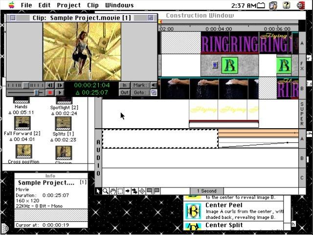 Adobe Premiere 2.0 (1992)