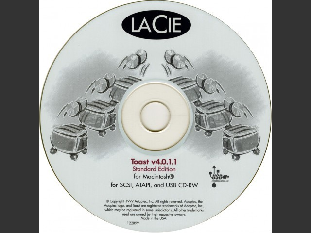 LaCie Recording Utilities (1999) (1999)