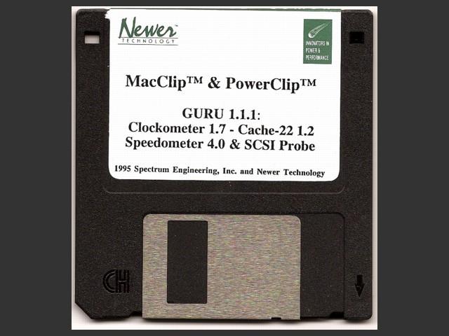 Newer Technology Disk