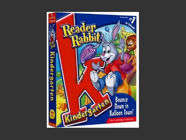 Reader Rabbit Kindergarten: Bounce Down in Balloon Town (2001)