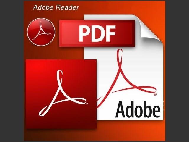 Adobe Reader 7.1.0, 8.1.3 and 9.3.3 (2008)