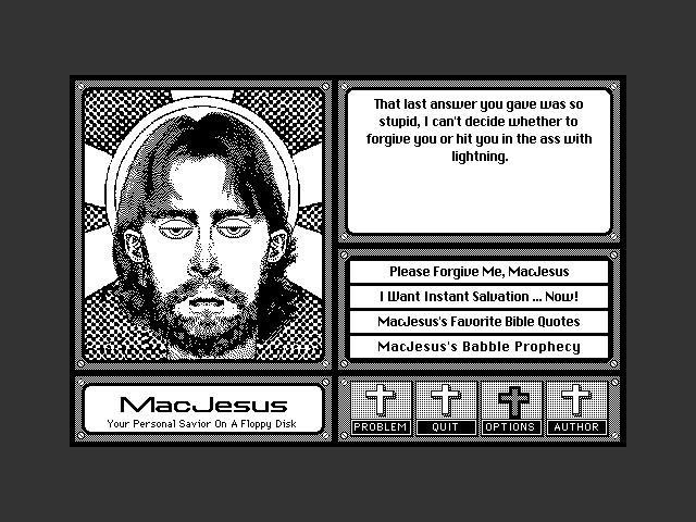 MacJesus (1991)
