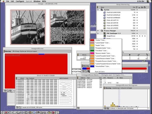 ZoneRanger data displays are costumizable