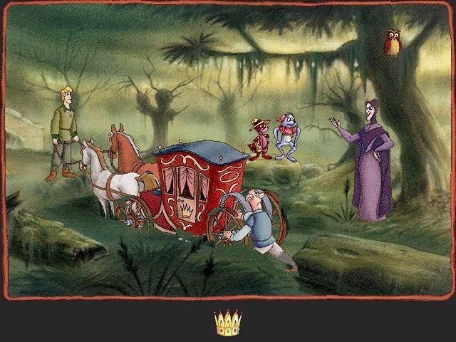 Simsala Grimm - The Frog King (2001)