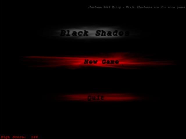 Black Shades (2002)