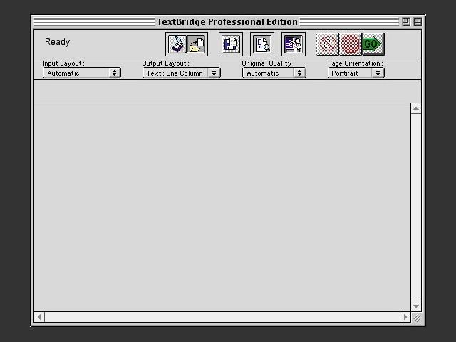 TextBridge Pro 8 (1997)