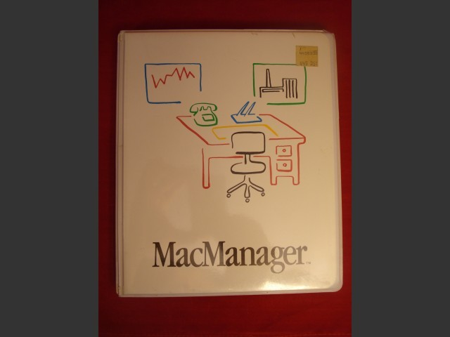 MacManager (1984)