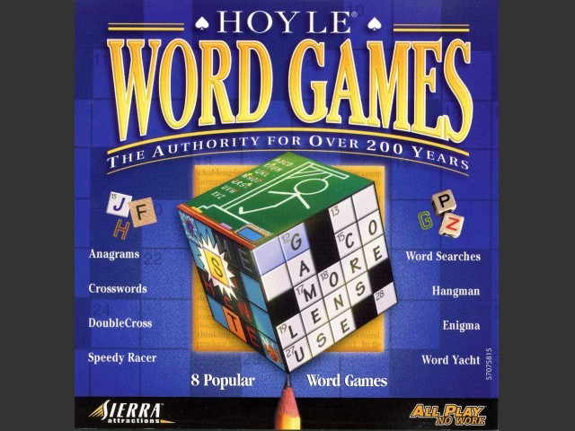 Hoyle Word Games (1999)