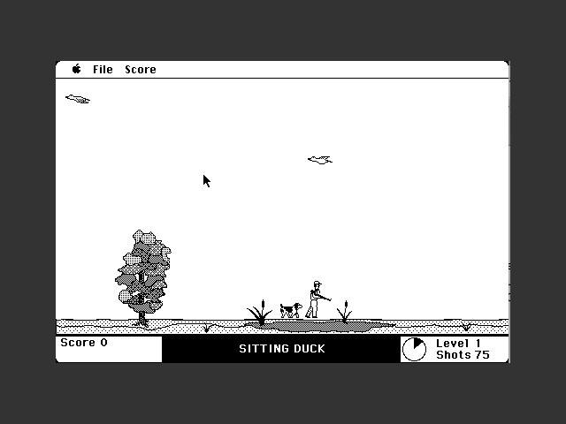 Sitting Duck (1987)
