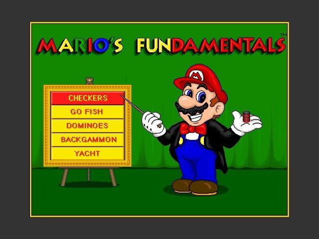 Mario's FUNdamentals 1.1 (1996)