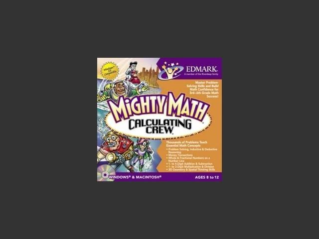 Mighty Math: Calculating Crew (1996)