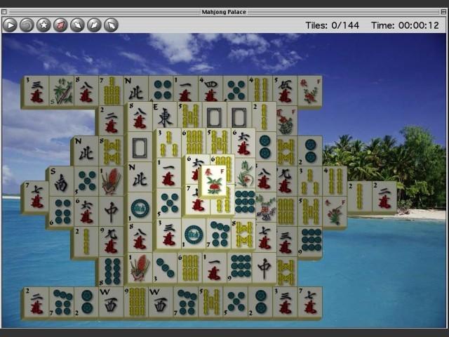 Mahjong Palace (2003)