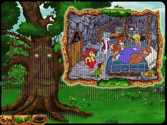 Xanti 1 - Aufregung im Wunderwald (2001)