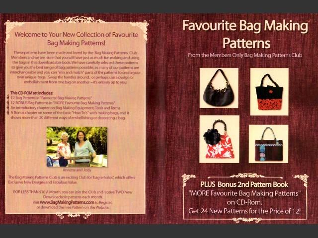 Favourite Bag Making Patterns (2010)
