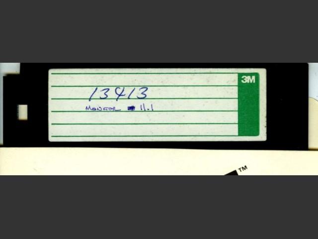 Lisa Monitor 11.1 (0)