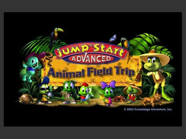 JumpStart Advanced Kindergarten (2003)