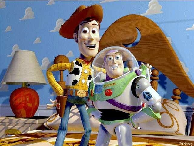 Toy Story - 4